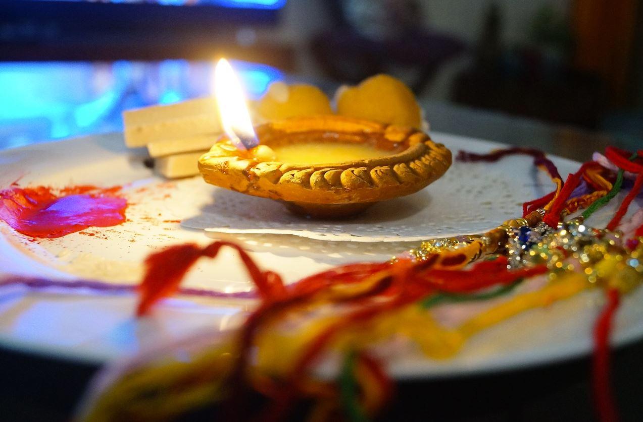 Raksha bandhan indiai ünnep