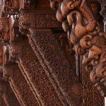 HINDU LONDON templom részlet
