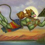 Hanuman, Ráma híve