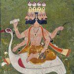 Brahma hattyú háton