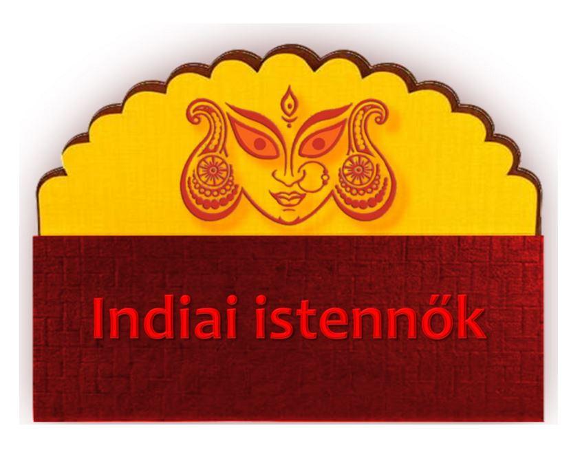 Indiai istennők