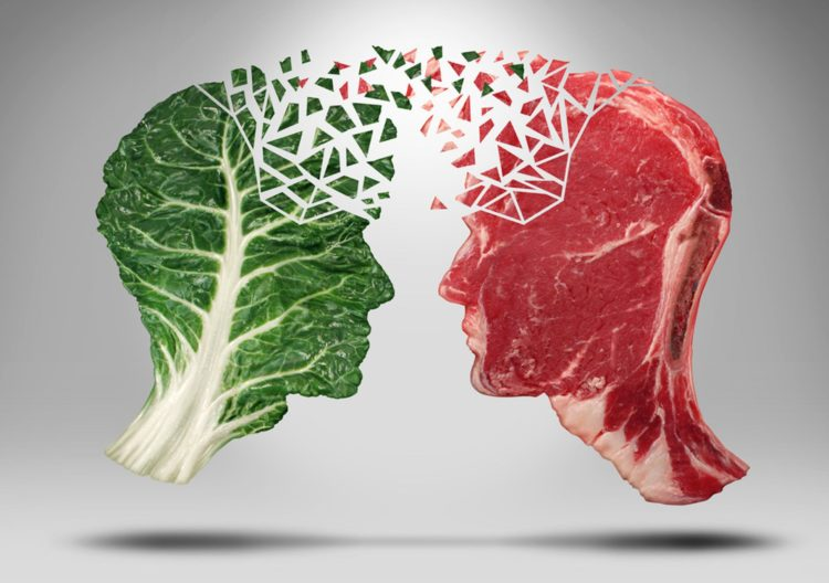 Így hat a Vegetáriánus étrend a tudatra