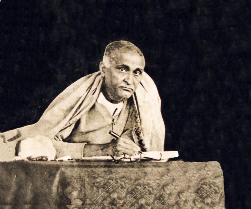 Srila Bhaktisiddhanta Sarasvati a 20. század legkiemelkedőbb vaisnava tanítómestere