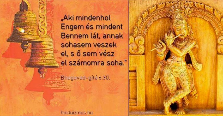 Krisna idézetek a Bhagavad-gítából